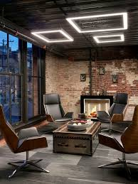 office space lighting. Some Of The Trendy Office Space LED Lighting Designs To Try Include: