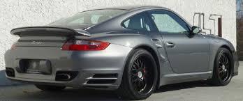 2008 Porsche 911 Turbo For Sale Meteor Gray