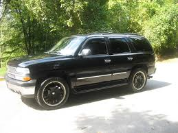 BLACK_MILD 2001 Chevrolet Tahoe Specs, Photos, Modification Info ...