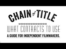 Chain Of Title Creator Jordan Clark Explains How His Website