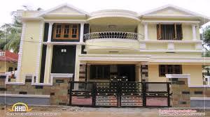 duplex home design with floor plan