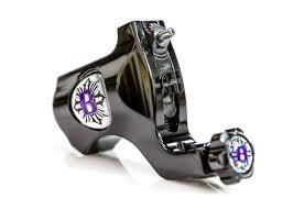 bishop machine works bishop rotary tattoo machine black rca barber dts uk