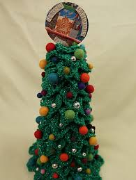 Crochet Christmas Tree Pattern Beauteous O Christmas Tree Crochet Christmas Tree Moogly