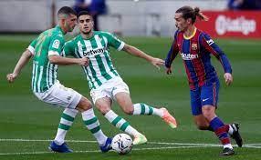 بث مباشر | مشاهدة مباراة برشلونة وريال بيتيس في الدوري الإسباني