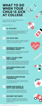 what to do when your child is sick at college universityparent what to do when your child is sick at college