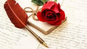 Resultado de imagem para carta de amor