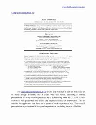 Most Popular Resume Format Cool The Most Popular Resume Format Is The Unique Mon Resume Format