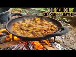 Resep dan cara memasak sie reboh, masakan khas aceh. Cara Buat Sie Reboh Daging Cuka Aren Khas Aceh Besar Masakan Lege