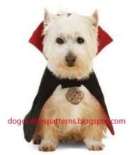 Dog Costume Patterns Delectable Count Dracula Dog Cape Patterns FREE PDF DOWNLOAD