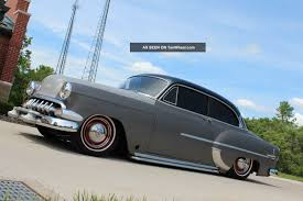 1954 Chevy Bel Air | Classic cars | Pinterest | Bel air, Rats and Cars