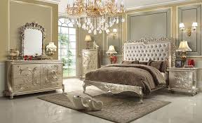 tufted bedroom furniture. traditional tufted eco leather bed hd50031 bedroom furniture