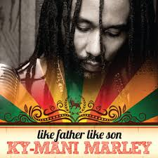 Ky Mani Marley Like Father Like Son Reggae Lovers Gorgeous Ky Mani Marley Image Quotes