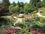 Victorian Era Gardens