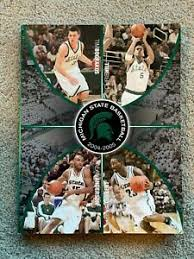 Michigan State Spartans Basketball - Vintage 2004-2005 Media Guide | eBay