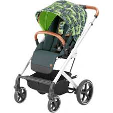 Детская <b>коляска прогулочная Cybex</b> Balios S / Respect-green (с ...