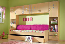 kids bedroom for teenage girls. Interesting Bedroom Teenagers Bedroom With Green Wall Paint Color And Espresso Colored Storage  For Teenage Girl Bedroom And Kids For Girls