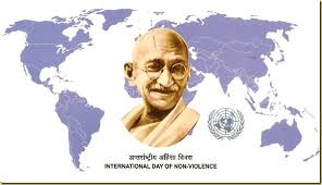 international day of non violence celebrates gandhis birth oct  gandhiinternational