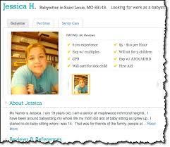Profile Title For Babysitter Magdalene Project Org