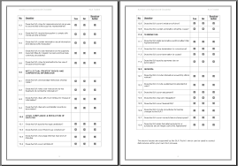 help desk service level agreement template service level agreement and sla audit guide sample checklist page 2