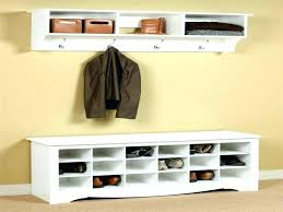 Built In Coat Rack Mudroom Bench With Shoe Storage Plans Closet Seat Foyer Benches Home 43