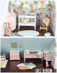 Image Living Room Craftiness Is Not Optional Diy Dollhouse Living Room And Kitchen