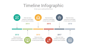 Timeline Powerpoint Slide Timeline Infographics Powerpoint Template Diagrams