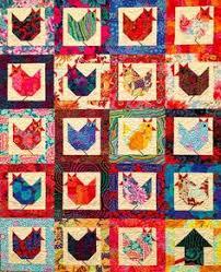 Kaffe Fassett Teapots quilt seen at Rainbow Patchwork - Classes ... & Hen Party Quilt Kit featuring Kaffe Fassett Fabrics by suppose, Adamdwight.com