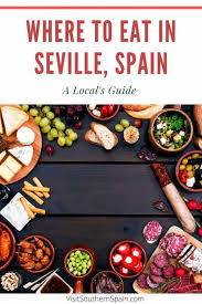 where to eat in seville like a local
