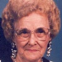 Obituary | Alma Ezell Patterson | Tuscaloosa Memorial Park and ...