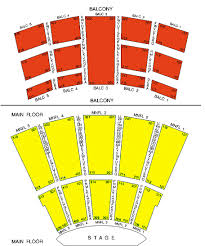 Starlight Theater Seating Chart Arie Crown Theater Chicago Seating Chart Best Picture Of