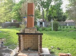 diy outdoor fireplace inspirational outdoor fireplace plans diy