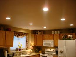 Can Lighting In Kitchen Kitchen Best Ceiling Light For Kitchen Recessed Ceiling Lights