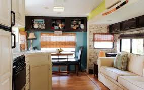 Small Picture Couple Renovate 5th Wheel Travel Trailer into Tiny Home