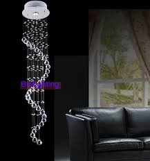 small hallway lamp led mini pendant crystal chandelier small