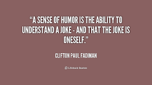 Sense Of Humor Quotes Classy 48 Sense Of Humor Quotes 48 QuotePrism