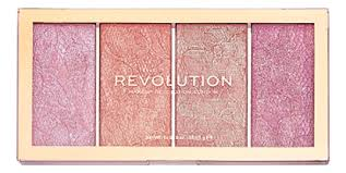 <b>Палетка румян Vintage</b> Lace Blush Palette Makeup Revolution ...