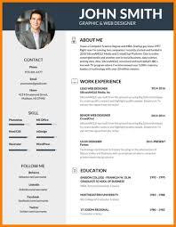 Great Resume Templates Tjfs Journal Org
