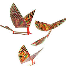 1set Rubber Band <b>Power</b> DIY Air Plane Ornithopter Birds Models ...