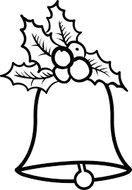 Small Picture Free Printable Christmas Bells Coloring Page for Kids 2