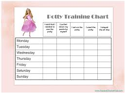 Potty Chart Free Free Printable Potty Training Charts Ready To Potty