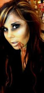 25 best ideas about simple zombie makeup on zombie makeup zombie makeup easy and zombie costumes