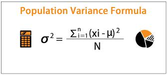 Variance Formula Population Variance Formula How To Calculate Population