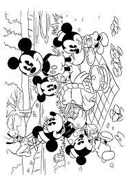 50 Disegni Di Topolino Da Stampare E Colorare Pianetabambiniit
