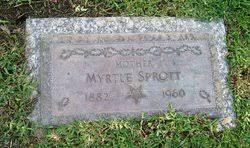 Mrs Myrtle Mills Sprott (1888-1960) - Find A Grave Memorial