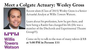 Past Events – Colgate Data Society