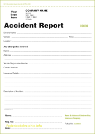 incident report example 5 example of an incident report penn working papers