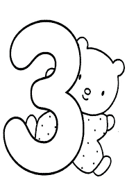 Coloring Pages For 3 Year Olds Coloring Books For 3 Year And