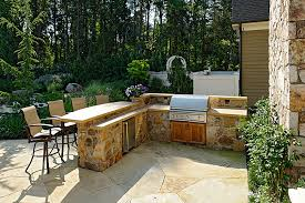 stone patio bar. Patios With Fire Pits Designs Wonderful Chi Stone Built In Outdoor Grill Bar Fridgejpg Interior Style Set Patio S