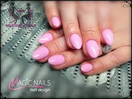Gelové Nehty Inspirace č148 Magic Nails Gelové Nehty