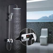 Pst At Duscharmatur Drei Funktionen Duschsystem Mit Lcd